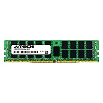 A-Tech 16GB Module for ASRock X99 Extreme4 - DDR4 PC4-21300 2666Mhz ECC Registered RDIMM 2rx4 - Server Memory Ram  AT395839SRV-X1R5