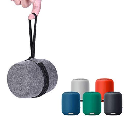 Oriolus Hard Case for Sony SRS-XB12 XB10 Extra Bass Portable Bluetooth Speaker (Grey)