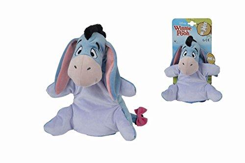 Disney - Winnie l'ourson - Marionette Bourriquet en Peluche 25 cm, 5875475