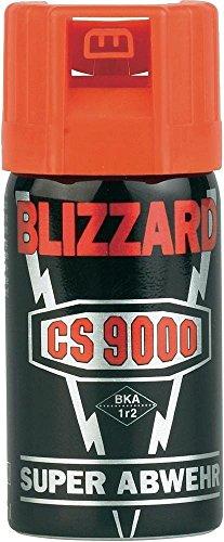 Abwehrspray Blizzard CS 9000 3er Pack