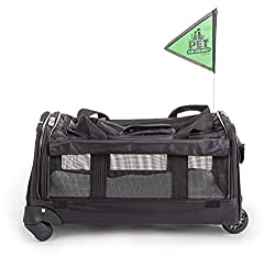 Sherpa on Wheels Pet Carrier