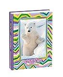 Diario Scuola WWF Orso 2020/2021 Agenda 12 Mesi Datato 18x13 cm + Omaggio Penna Colorata