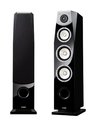 Best Buy! Yamaha NS-F901PN 3-Way Bass Reflex Floorstanding Speaker