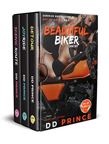 Beautiful Biker Books 1,2,3 Box Set: Dominion Brotherhood MC Romance Series (English Edition)