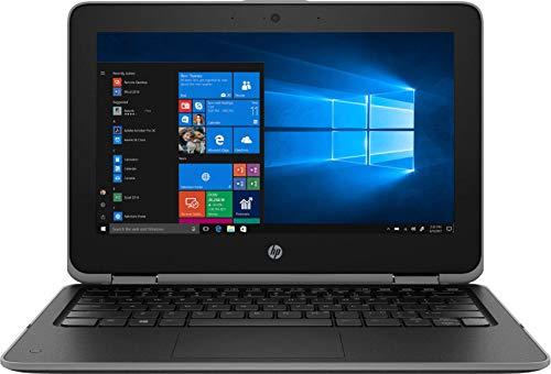 HP Probook X360 11 G3 Touchscreen 6UM13ES Intel 1100 MHz 4GB 64GB 128GB SSD Win 10 Pro (Renewed)