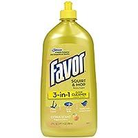Favor 3-in-1 Floor Cleaner, 27 fl. oz