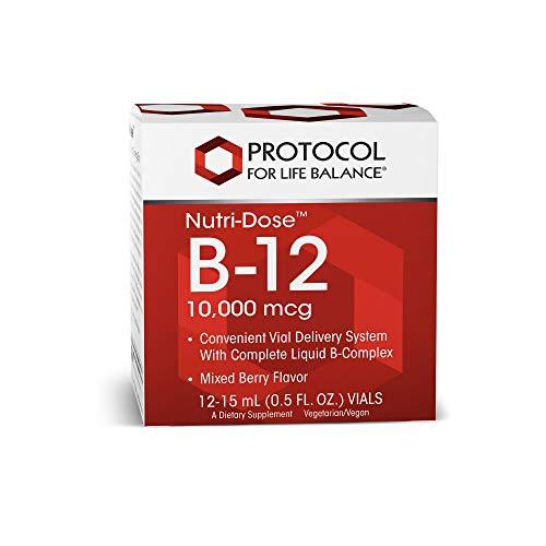 Protocol For Life Balance - Nutri-Dose