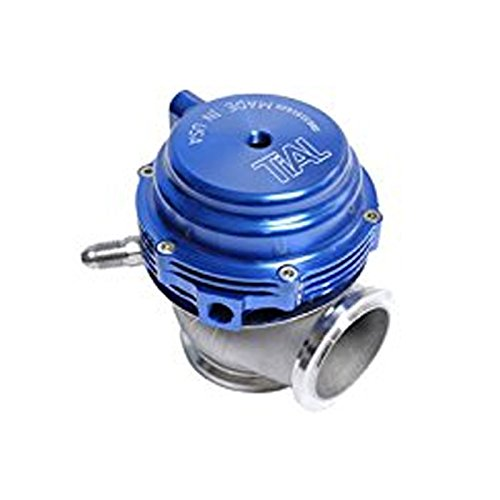 TiAL MVR 44mm Wastegate w/ 7 Springs - Blue Body