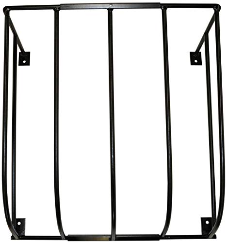 Country Manufacturing Wall Mount Hay Rack for Horse Stalls. Package of 2