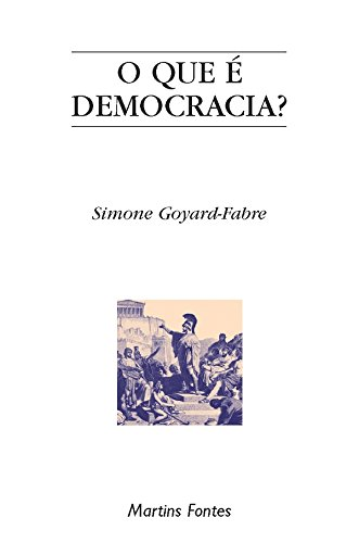 O que é Democracia?