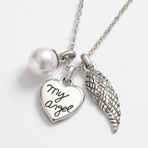 My angel sentimental pendant
