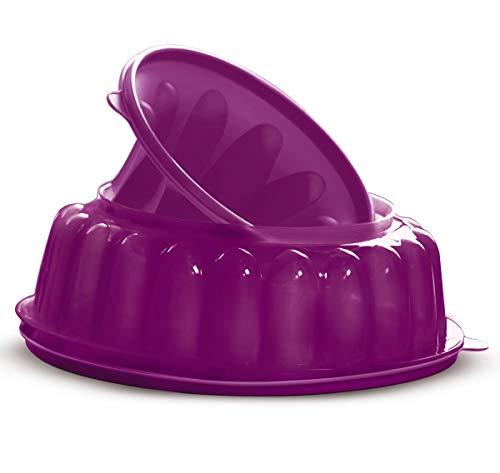 La mejor selección de Moldes para gelatina de plastico los mejores 10. 6