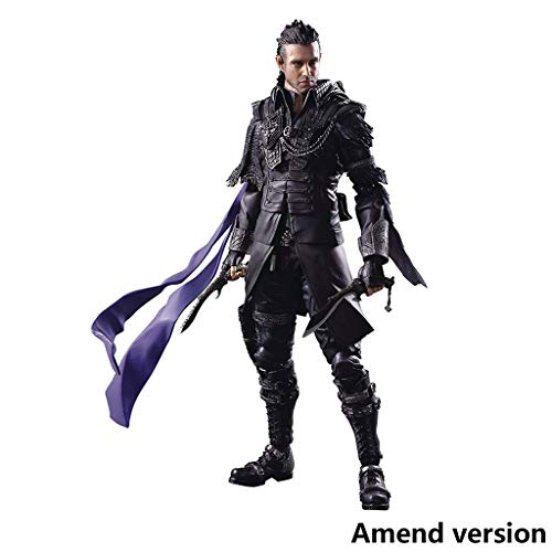 Final Fantasy XV Nyx Ulric Play Arts Kai Action-PVC Figure - Hohe 10,23 Inches