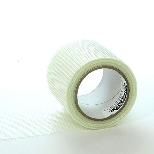 Rug & Mat Gripper (Anti-slip) Tape for Laminate & Wooden Floors 100mm x 10m by Trade Shop Direct