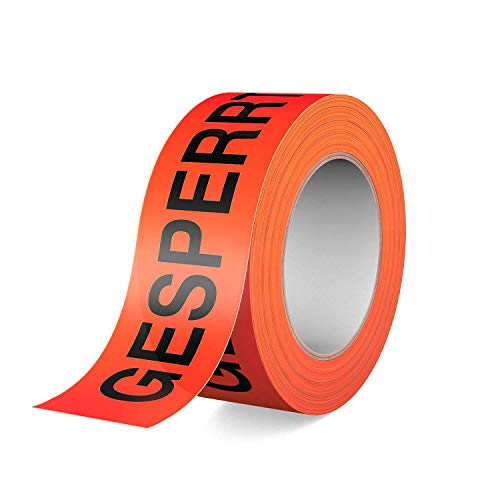 Gerband 404 - Warnband - Klebeband - Gesperrt