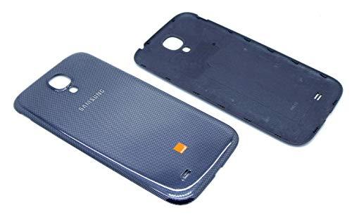 Samsung Original Akkudeckel Galaxy S4 GT-i9505 GT-i9500 GT-i9506 GT-i9515 i9500 i9505 - Bckcover Rückseite Rückschale Cover schwarz Nebel