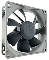 High performance cooling fan, 80x80x25mm, 12V, 4-pin PWM, max. 1800 RPM, max. 17.1 dB(A), >150,000 h MTTF Renowned NF-R8 high-end 80x25mm 12V fan, more than 100 awards and recommendations from international computer hardware websites and magazines, h...
