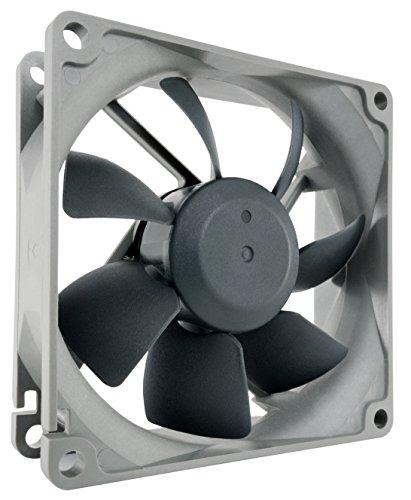 Noctua NF-R8 redux-1200, Ventilador Ultra Silencioso, 3 Pines, 1200 RPM (80 mm, Gris)