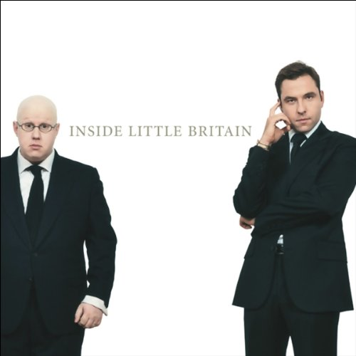 Inside Little Britain audiobook cover art