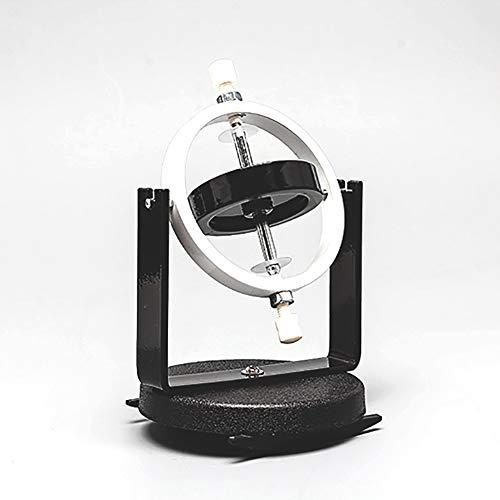 Clicke Giroscopio Modelo para la Investigación Científica Experimento Escuela Enseñanza de la Física Modelo