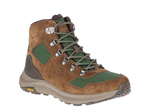 Merrell Ontario 85 Mid Men's Forest Hiking Boots 11 thumbnail
