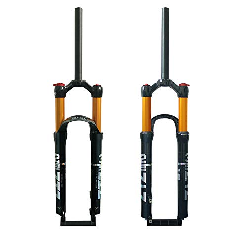 ZTZ Magnesium Alloy Mountain Front Fork Air Pressure Shock Absorber Fork Fork Bicycle Accessories