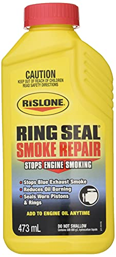 Rislone HUILE MOTEUR Fumée Stop soin pour Essence/ Diesel/ LPG moteurs 473ml