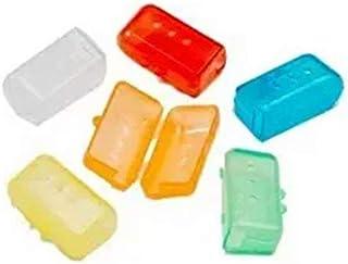 PlakSmacker Toothbrush Hygiene Anti-Bacterial Covers (5 Pack)