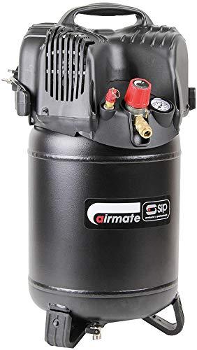 24L Vertical Air Compressor 6.5 Cfm, Capacity 85l, Input Power 1.1kW, Operating Pressure Max 116psi,...