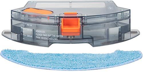 Deenkee DK600 Max Saugroboter Wassertank für Wischfunktion, Staubsauger Roboter Wassertank