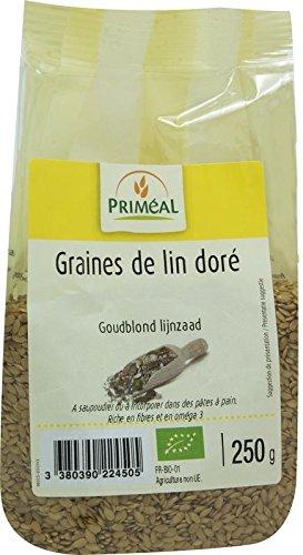 Priméal Graine de Lin Doré 250 g