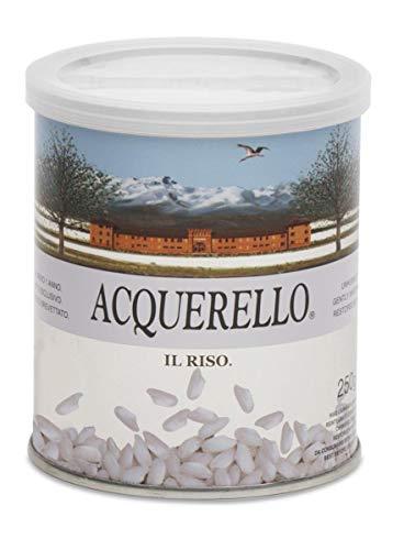 Acquerello - Abgelagerter Carnaroli Risotto Reis - 500g Blechdose - 1 Jahr gealtert