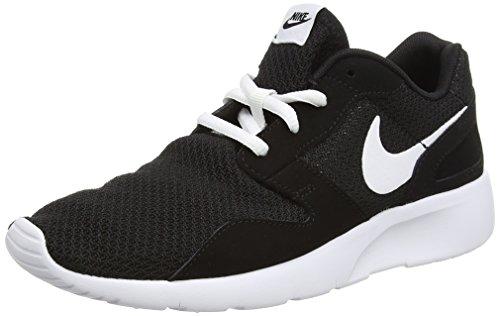 Nike Kaishi GS, Baskets Basses Mixte Enfant, Noir (Black/White), 38 EU