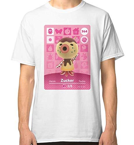 Zucker Amiibo Card A_n_i_m_a_l_C_r_o_s_s_i_n_g Poster Sticker Classic T Shirt, Sweatshirt, Hoodie for Men, Women Full Size.