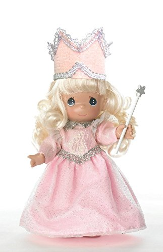 Precious Moments Dolls by The Doll Maker, Linda Rick, Glinda, Good Witch, Witch-Ful Thinking, Wizard of Oz, 7 inch Doll