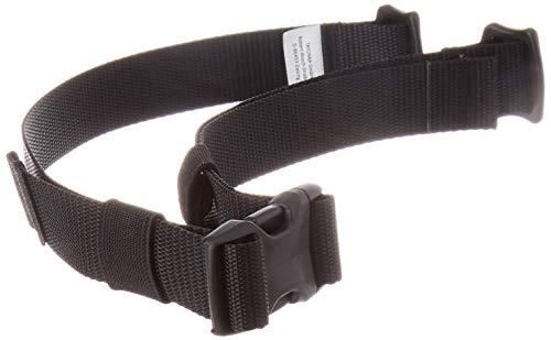 Tatonka Chest Belt 20mm Brustgurt, Black, 20 mm