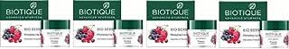 Biotique Bio Berry Plumping Lip Balm, 12g (Pack of 4)