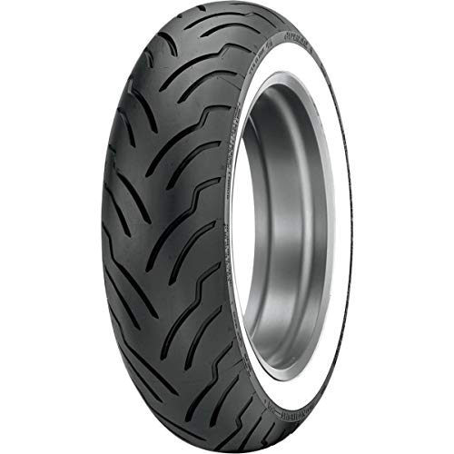 Dunlop Tires American Elite WWW Rear Tire - 180/65B-16/Wide Whitewall -  45131150