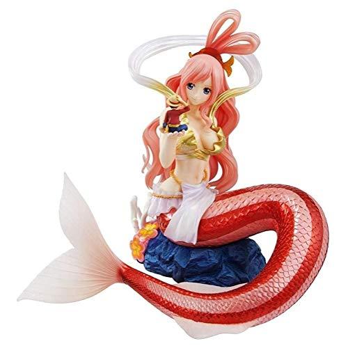 Action Figur Actionfiguren Pop Prinzessin Shirahoshi Anime Action Figure Ein Stück PVC-Figuren Sammeln Modell Charakter Statue Spielzeug Desktop Ornamente