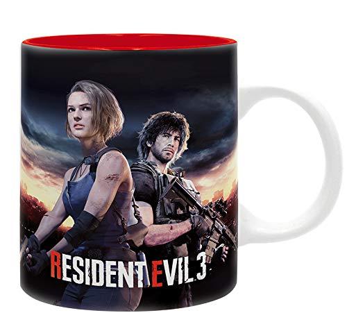 ABYstyle - Resident Evil - Taza - 320 ml - Resident Evil 3 Remake