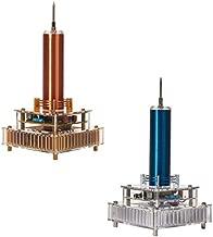 Joytech Music Tesla Coil Acrylic Base Shell Arc Plasma Loudspeaker Wireless Transmission Experiment Desktop Toy Model YS04-YS05