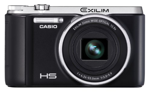 "Casio EXILIM High Speed EX-ZR1000 - Cámara Digital (16,1 MP, Cámara compacta, 25,4/58,4 mm (1/2.3""), 12,5X, 4X, 4,24-53 mm)"
