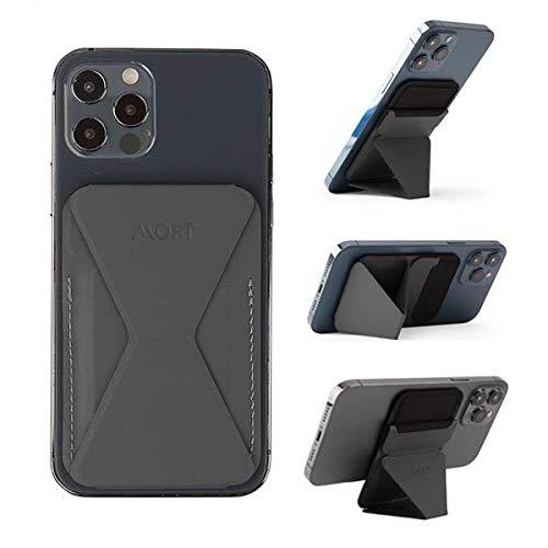 MOFT スマホ iPhone ウォレットスタンド マグネット mag safe iPhone7.8.X.11 iPhone12 pro mini (Magsafe...