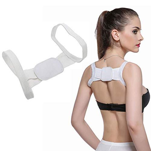 TOLOG Back Brace - Posture Corrector for Adult & Children Effective Comfortable Adjustable Orthosis Student Hunchback Correction Belt