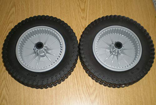 "VacuuMParts (Set of 2 Scotts/Murray Lawnmower Rear Self Propelled Drive Wheel 9"" 672440MA"