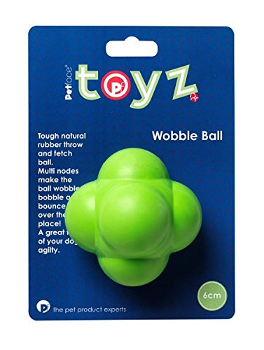 Toyz Wackelball, 6 cm Durchmesser