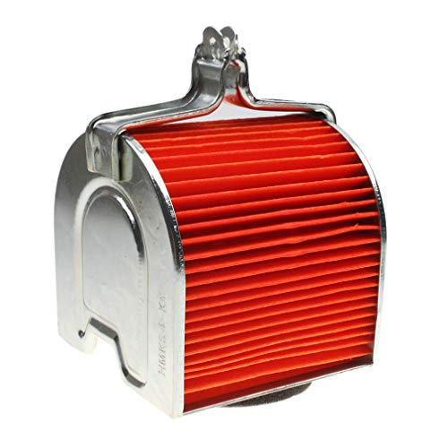 GOOFIT Caja de filtro de aire Reemplazo para ATV Luftfilter para CN250 CF250 CH250 CH150 SS250 250cc Go Kart