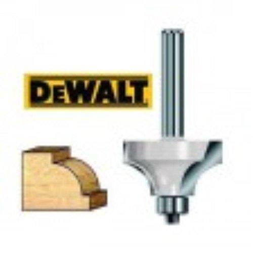 DeWalt DT90015 Abrundfraeser HM Z2 S8mm D31,8mm R9,5mm, 6 Stück