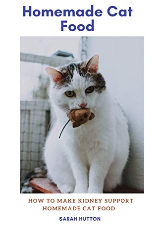 The Healthy Homemade Cat Food : How to Make Kidney Support...