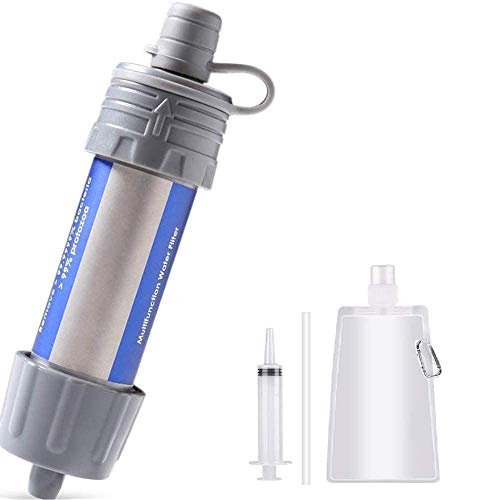 Lixada -   Wasserfilter Stroh